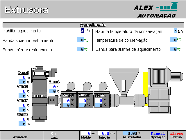 Software para Sopradora Reciprocante Plastics USA Corporation